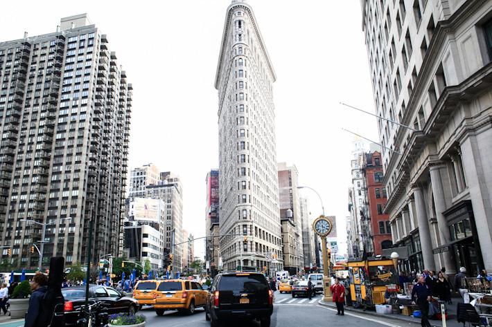 Flat Iron NYC