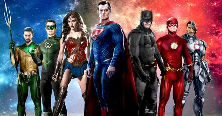 Justice League Part 1