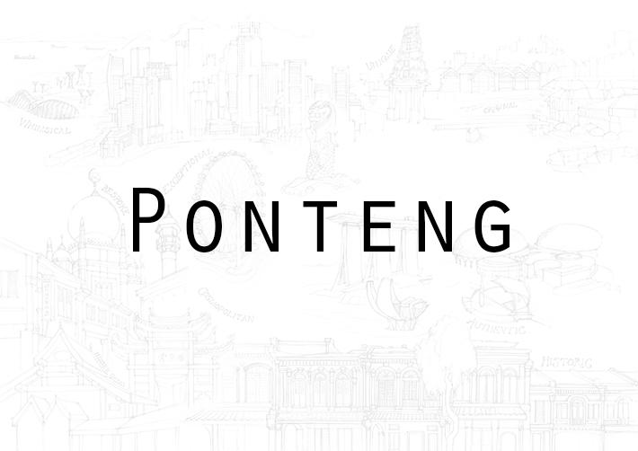 Ponteng