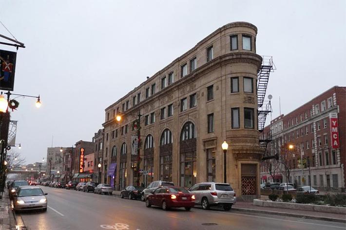 chicago flatiron