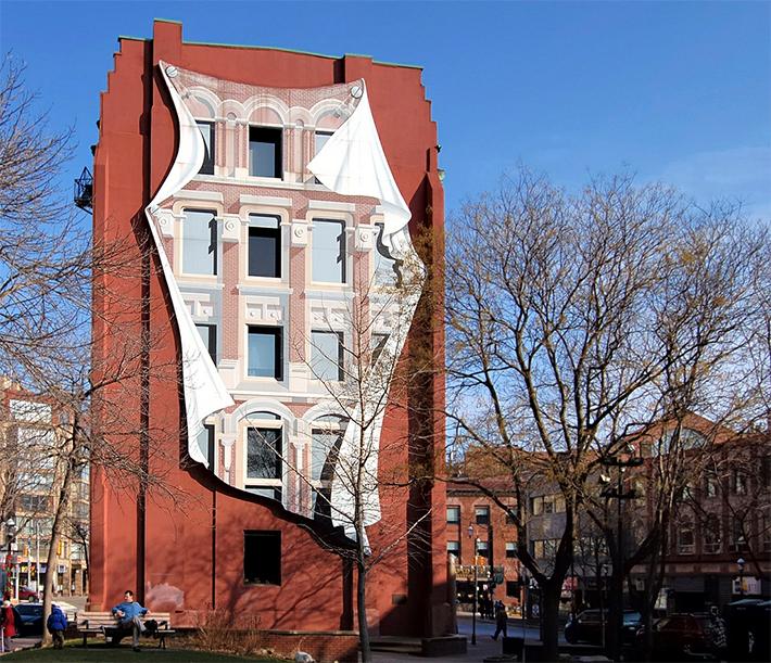 flatiron mural