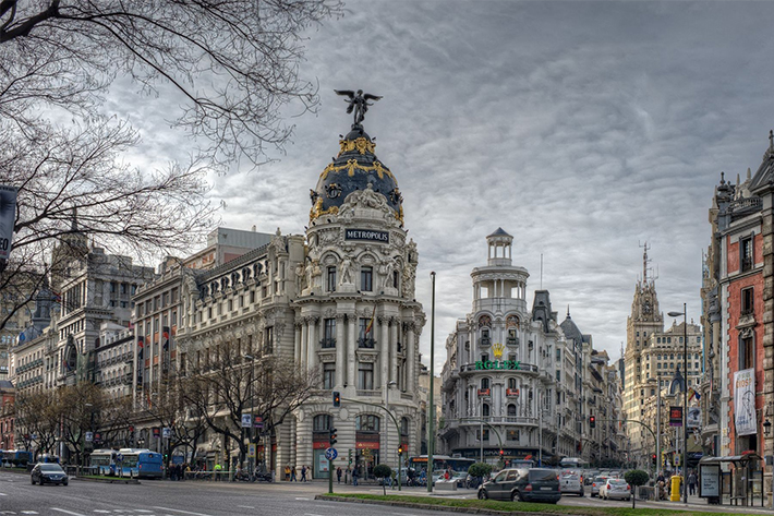 madrid flatiron