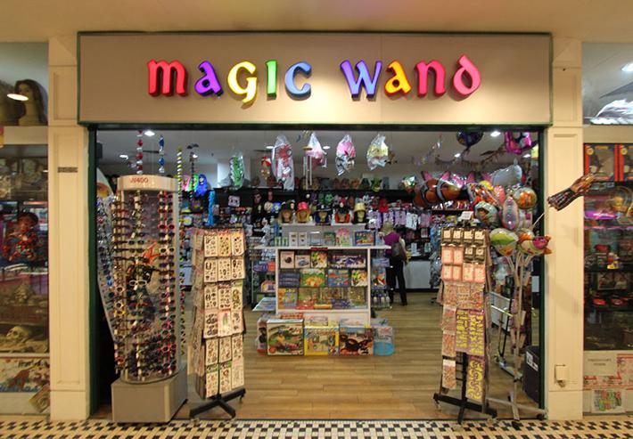 magic wand singapore