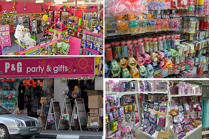 Party Supplies Singapore