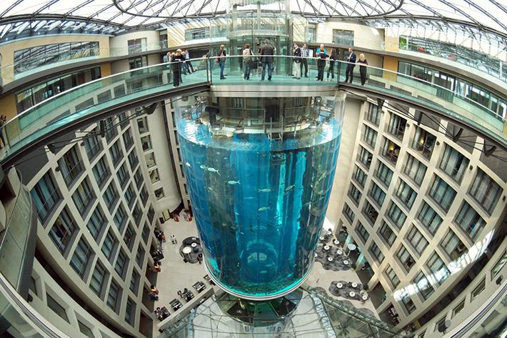 Aqua dom
