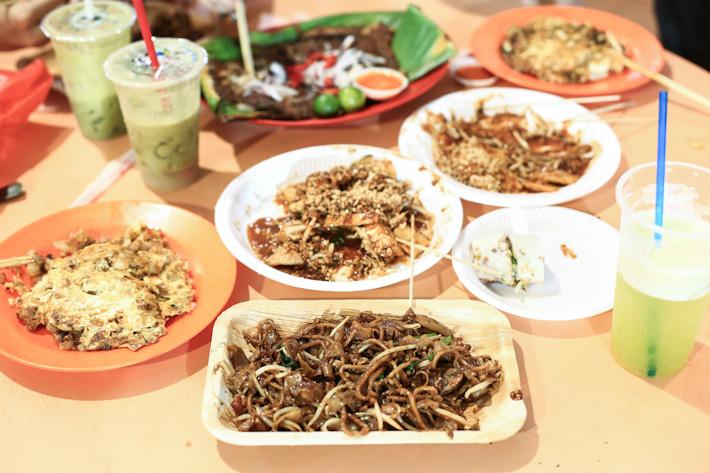 Singapore-Hawker-Food