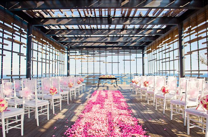 Alila Villas Bali Wedding
