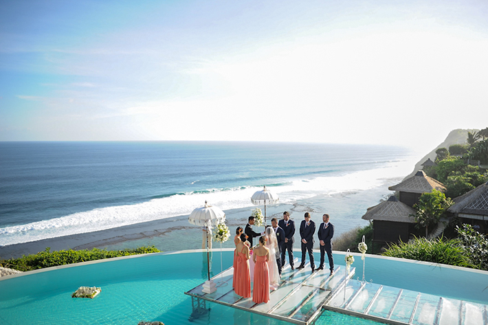 Karma Kandara Bali Wedding Location Cover