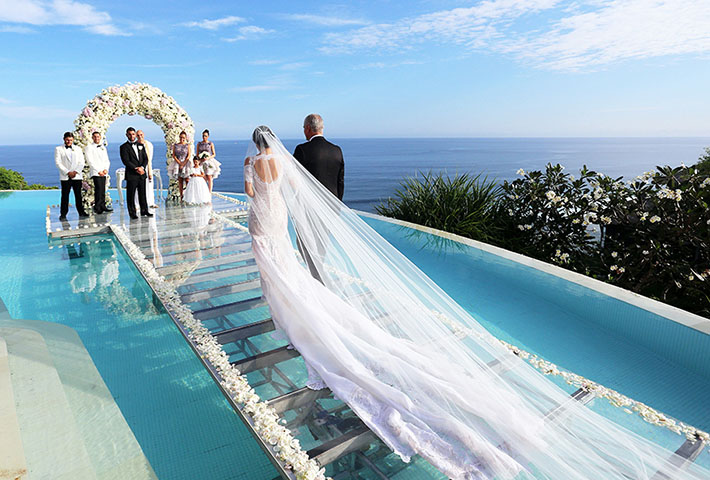 7 of the dreamiest wedding locations in bali for Bali mariage location
