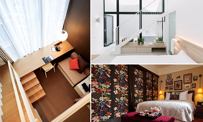 Boutique Hotels in Singapore Cover