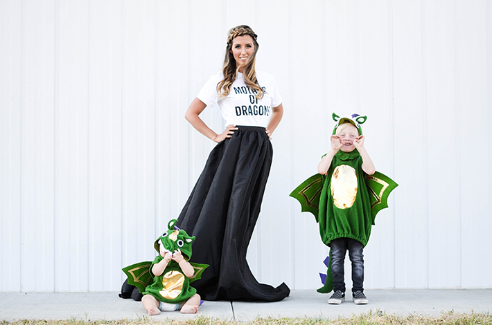 Mother Of Dragons Halloween Costume
