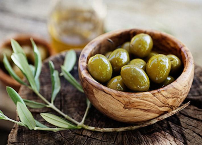 green-olives