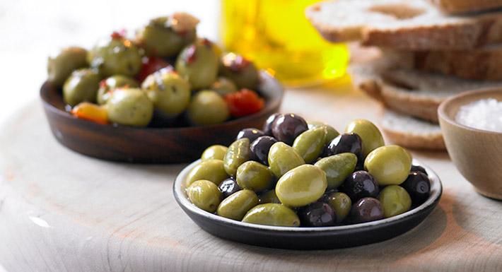 mixed-olives
