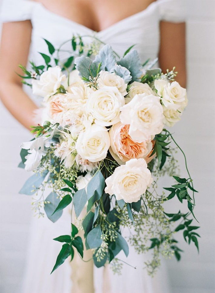 Bridal Bouquet Estimates : Tips to keep you on a shoestring wedding budget