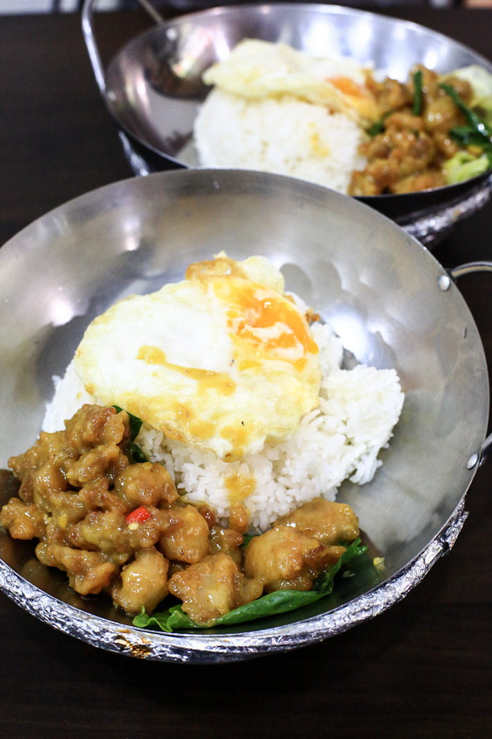 Taste Good Salted Egg Yolk Chicken