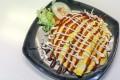 B52 Cafe Omu Rice