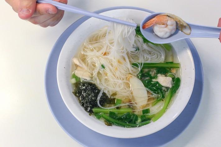 B52 Cafe - Seafood Beehoon Soup