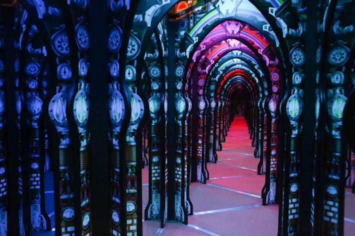 Science Centre Mirror Maze