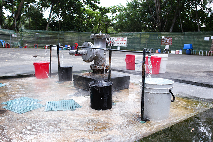 Sembawang Hot Spring Water Collection Point