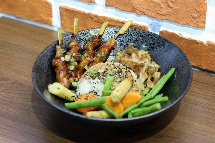 2mm Talent Hub Yakitori Rice Bowl