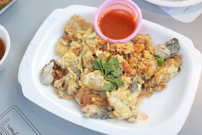 Chomp Chomp Oyster Omelette