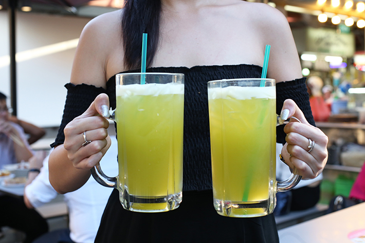 Chomp Chomp Sugar Cane Juice