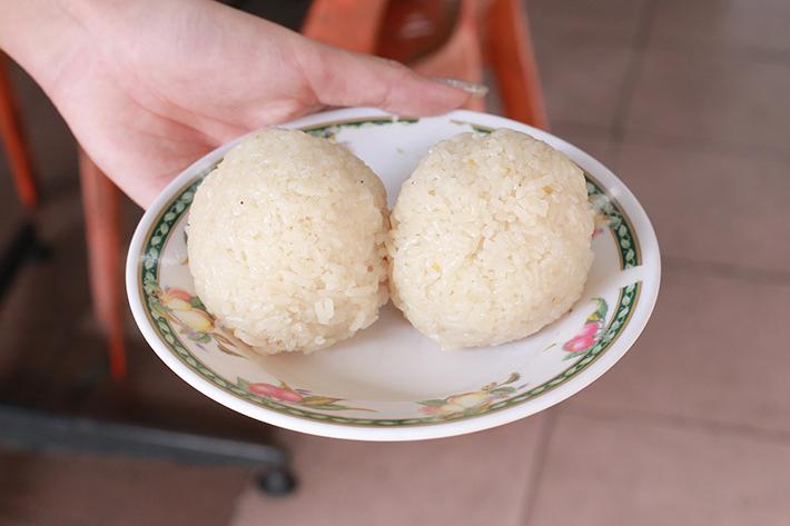 Hainan Chicken Rice Ball Rice Ball