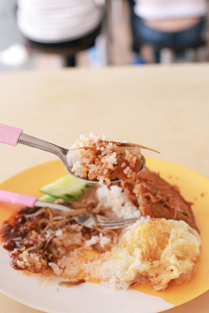 International Nasi Lemak Rice