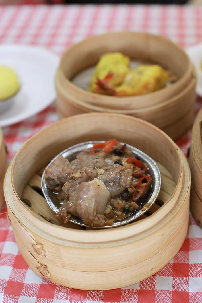 Johor Bahru Pau Pork Rib