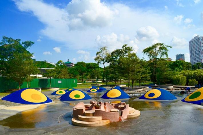 Bishan AMK Water Park