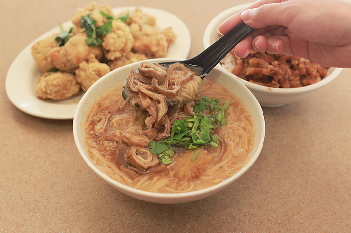 Eat 3 Bowls Mee Sua