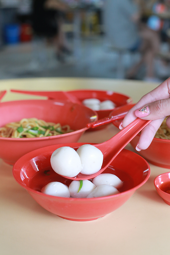 San Yuan Gourmet Fishball