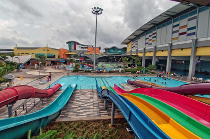 Seng Kang Swimming Complex