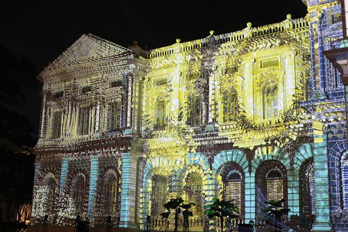 Singapore Night Festival Convolutions