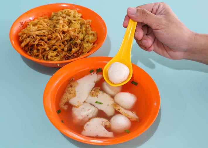 Wen Guang Mee Pok Soup