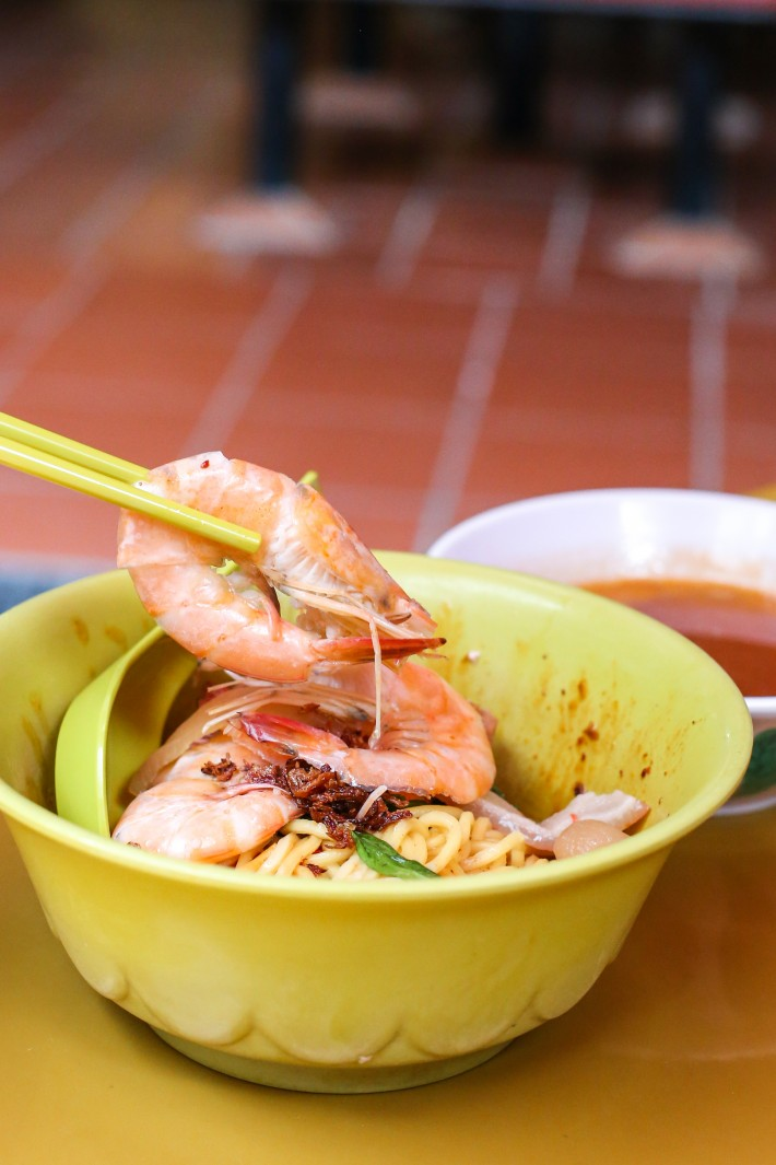 Adam Road Prawn Noodle