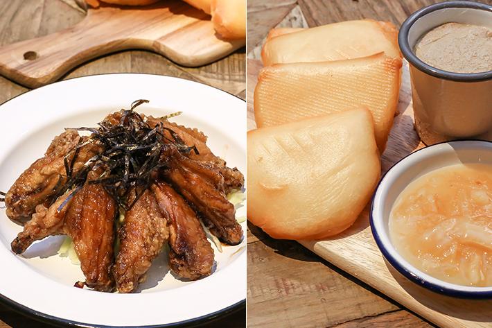 Birders - Food