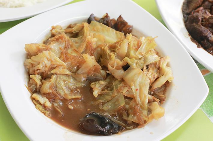 Charlie's Peranakan Food Chap Chye