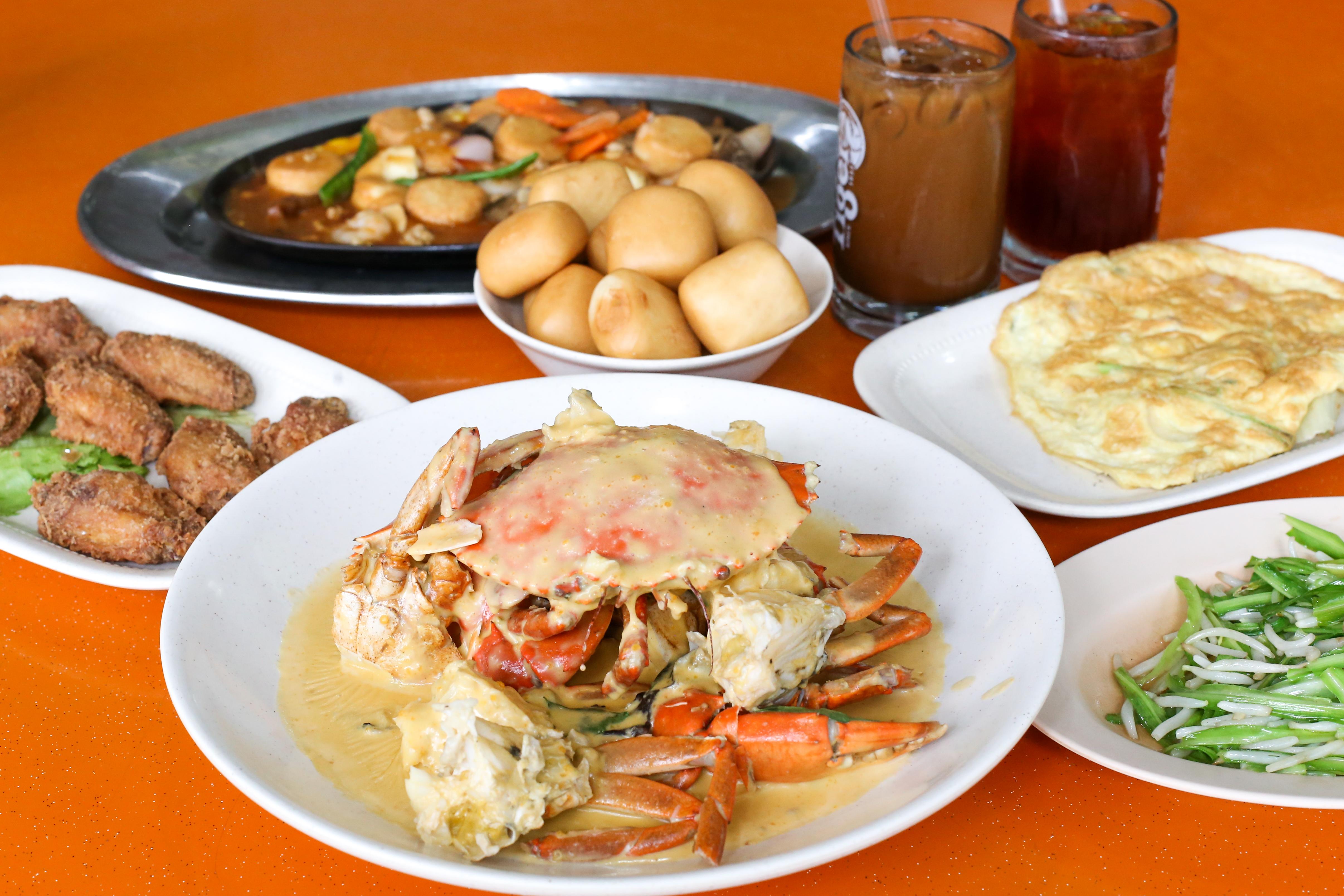 21 Seafood Food