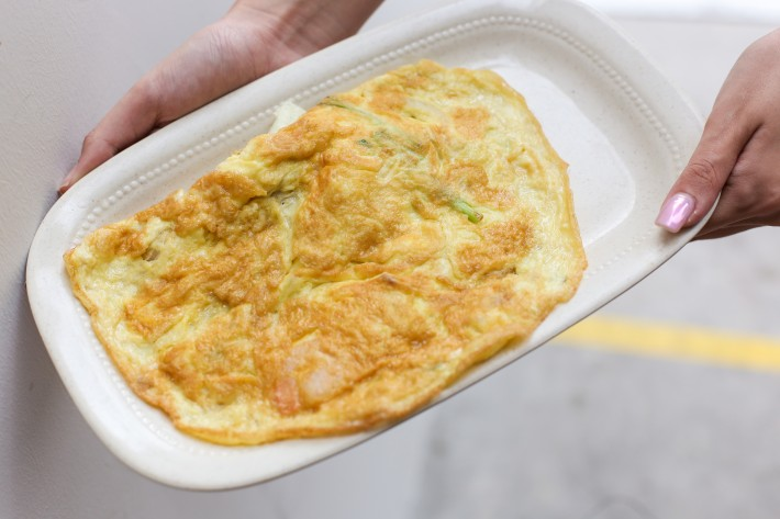 21 Seafood - Mixed Furong Omelette