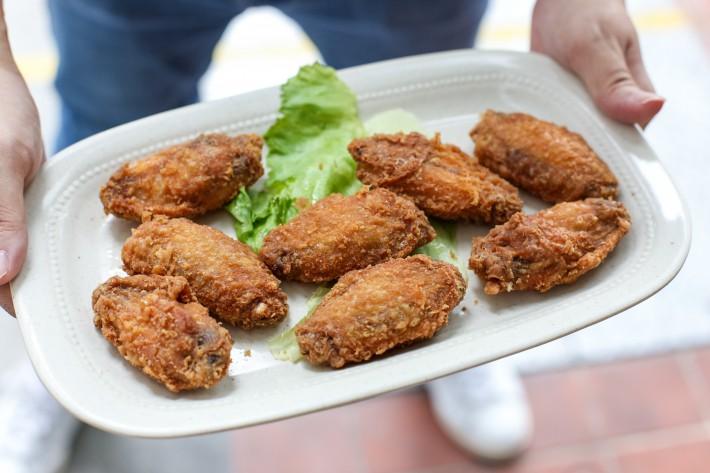 21 Seafood - Prawn Paste Chicken