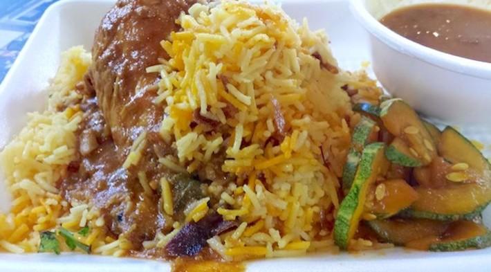 Allauddin's Chicken Biryani