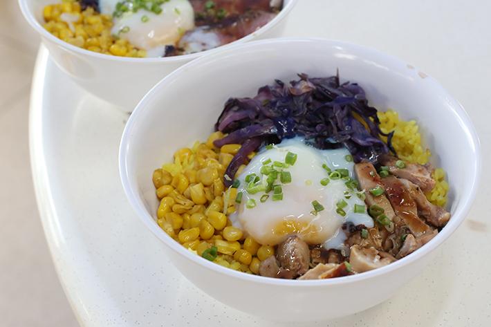 Angmo Food Chicken Chop Rice Bowl