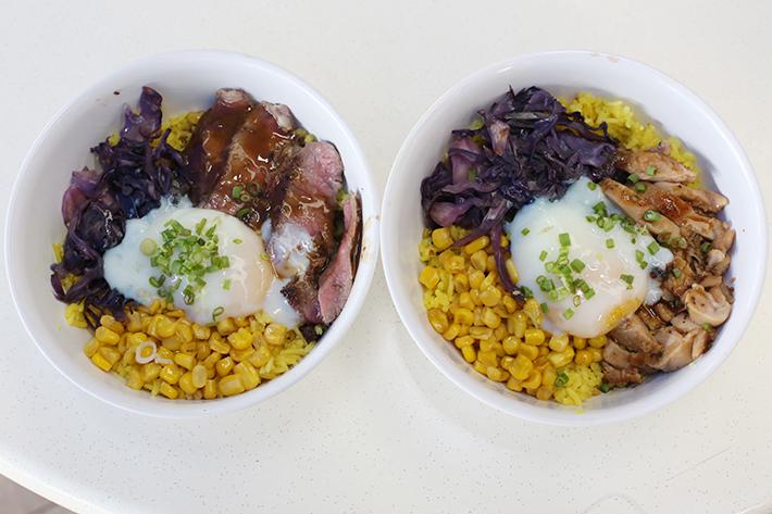 Angmo Food Rice Bowl
