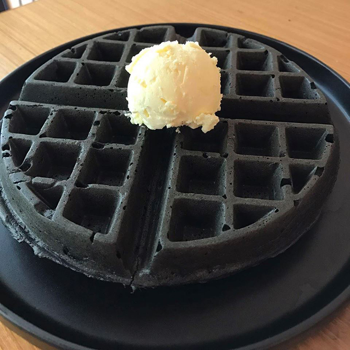 300 Boru Black Waffle
