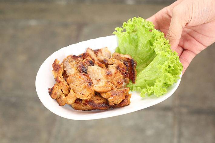 Chang Thai Grilled Pork