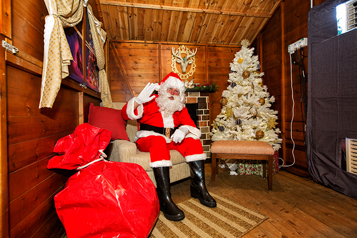 Christmas Wonderland 2017 Santa's Grotto
