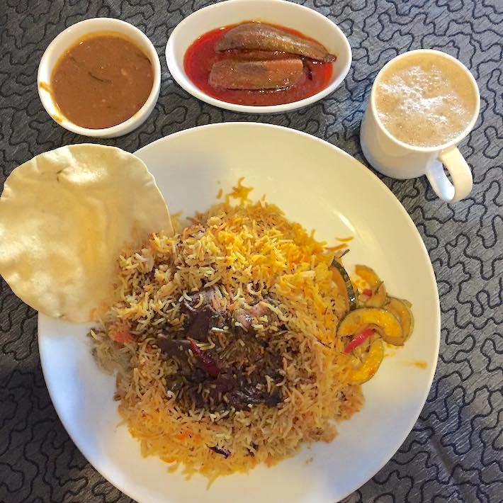 Islamic Restaurant Mutton Biryani