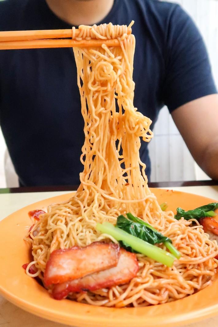 Koung's Wan Tan Mee - Wanton Mee Noodles