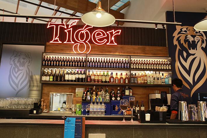 Changi Airport T4 Tiger Den